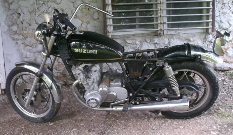 1982 suzuki gs650l pictures to pin on pinterest